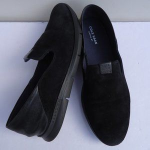 SIZE 9.COLE HAAN Grand Horizon Slip-on Loafers.